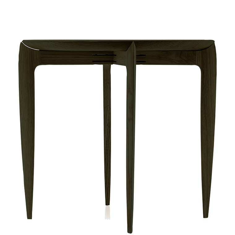 Fritz Hansen Tray Table Black