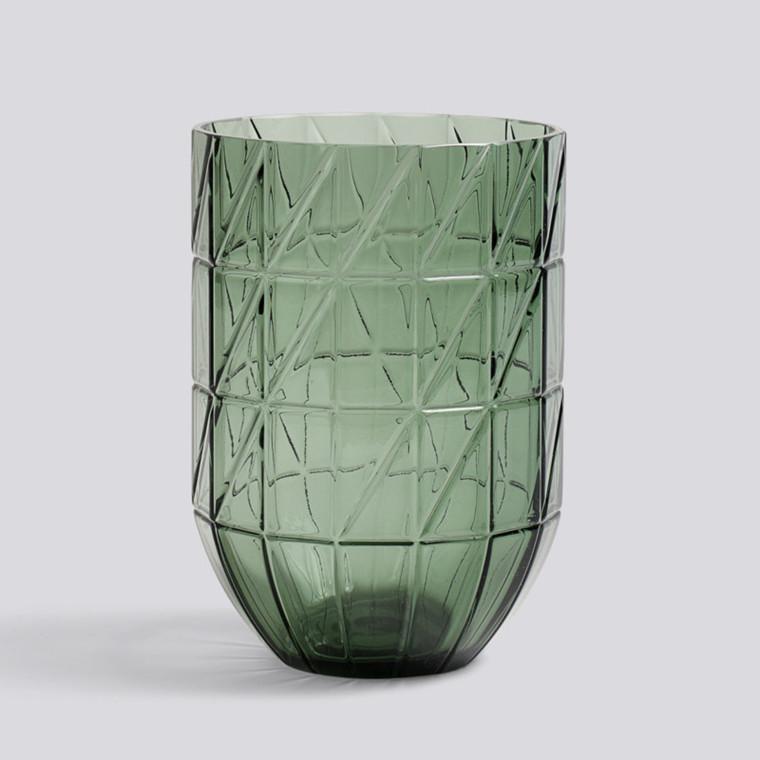 HAY Colour Vase L Grøn