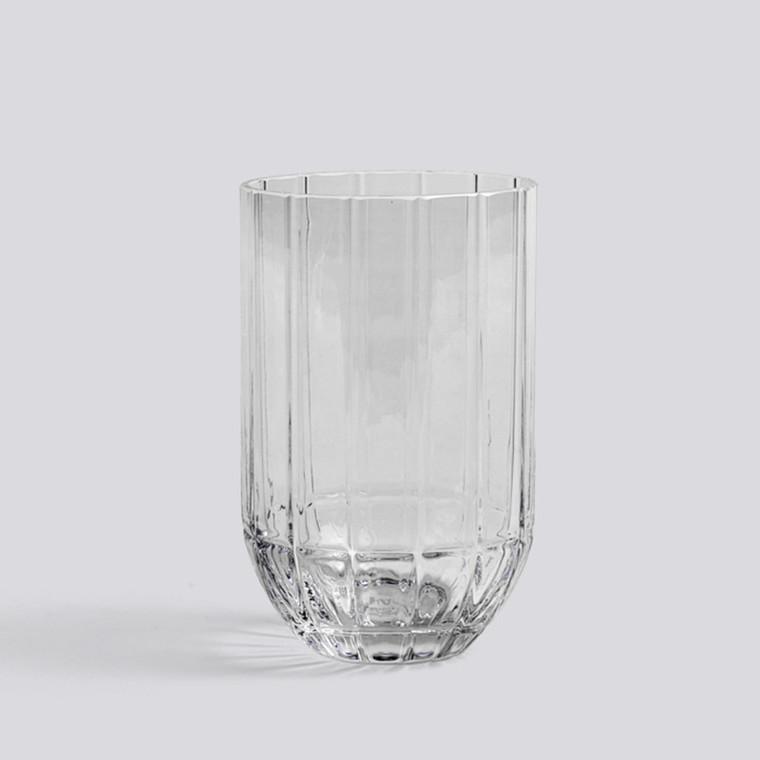 HAY Colour Vase M Transparent