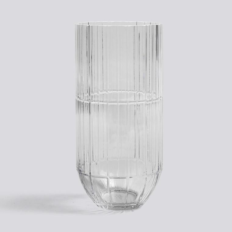 HAY Colour Vase XL Transparent