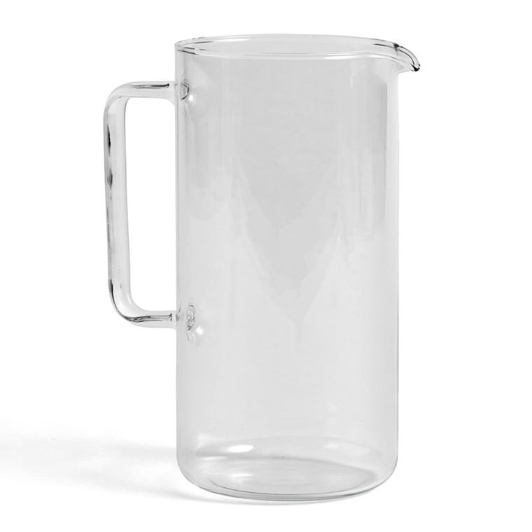 HAY Glass Kande Klar 2 Liter