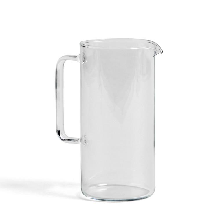 HAY Glass Kande Klar 1 Liter