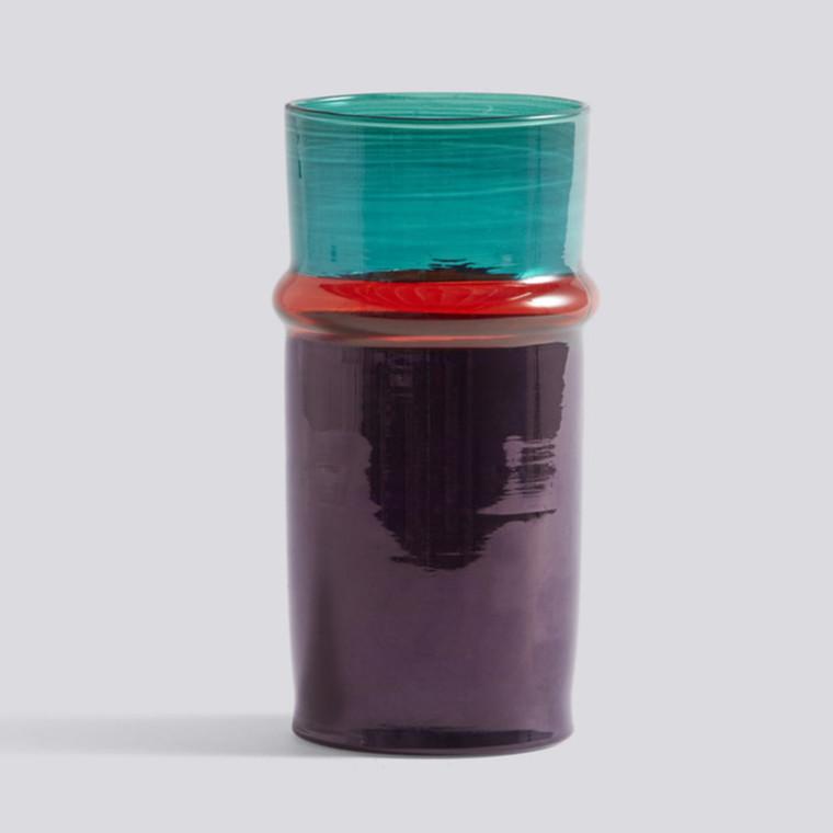 HAY Moroccan Vase S Purple