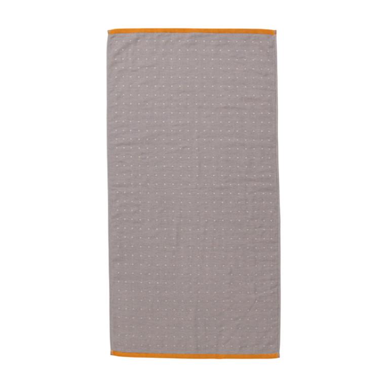 Ferm Living Håndklæde Sento, Grå