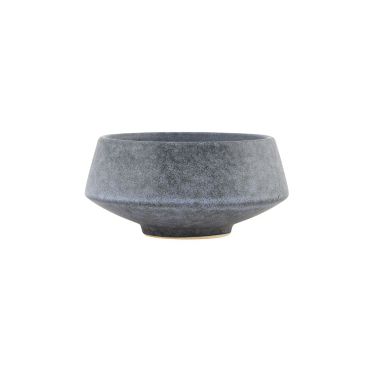 House Doctor Grey Stone Skål, 13 cm