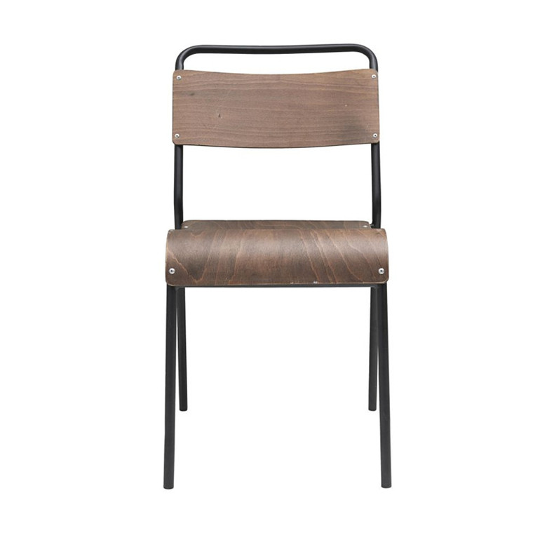 House Doctor Original Spisebordsstol Mørkebrun