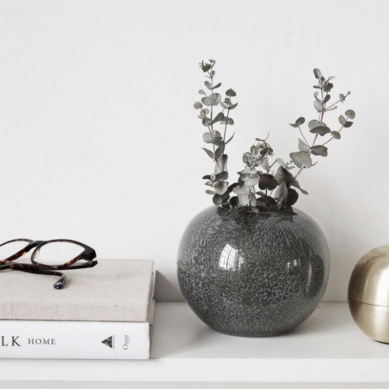 house doctor vase rd brun. Black Bedroom Furniture Sets. Home Design Ideas