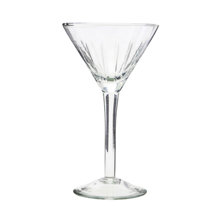 House Doctor Vintage Cocktailglas H19 Cm. Klar