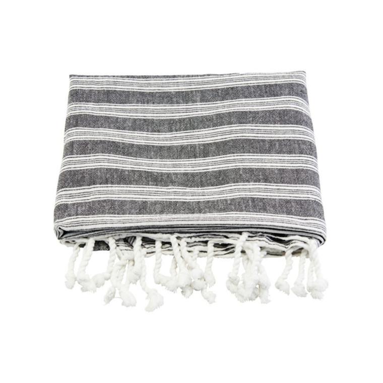 Ny Badeforhæng og vasketøjskurve til dit badeværelse PX52