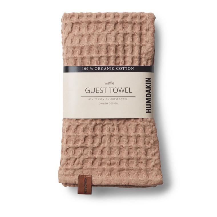 Humdakin Gæstehåndklæde Latte