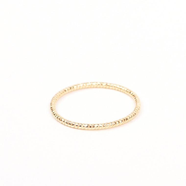 Jukserei Ring, Sparkling guld