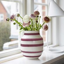 Kähler Omaggio Vase Blomme Mellem