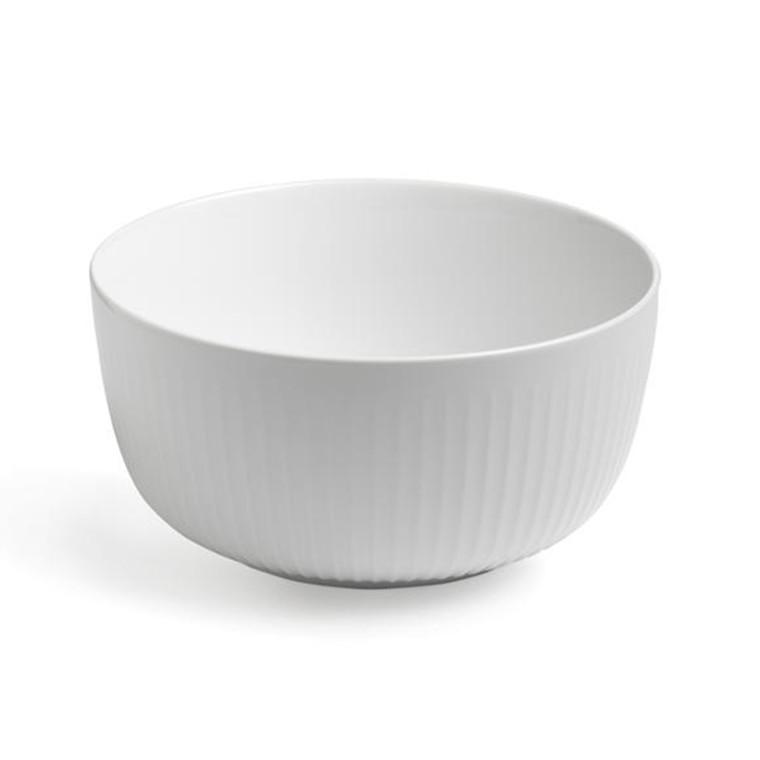 Kähler Hammershøi Skål Hvid