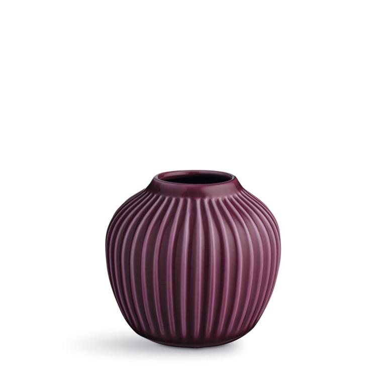 Kähler Hammershøi  Vase H125 Blomme