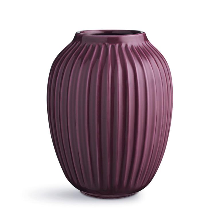 Kähler Hammershøi Vase H250 Blomme