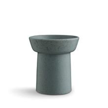 Kähler Ombria Vase Lille Granitgrøn