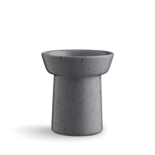 Kähler Ombria Vase Lille Skiffergrå
