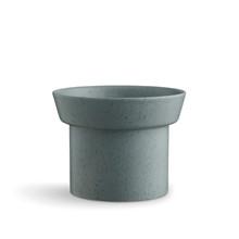 Kähler Ombria Urtepotteskjuler Lille Granitgrøn