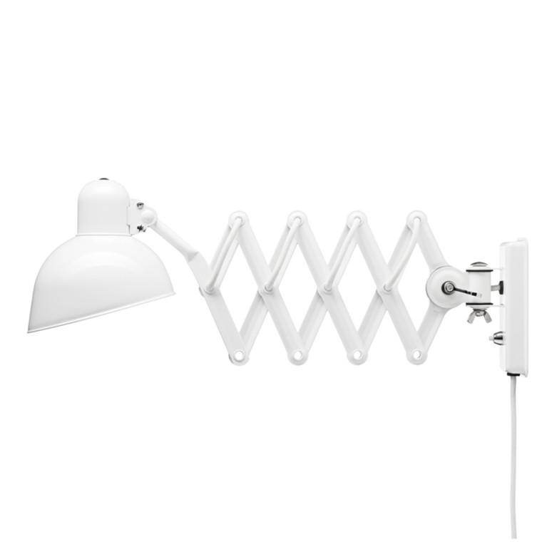 Kaiser Idell Væglampe 6718-W Hvid