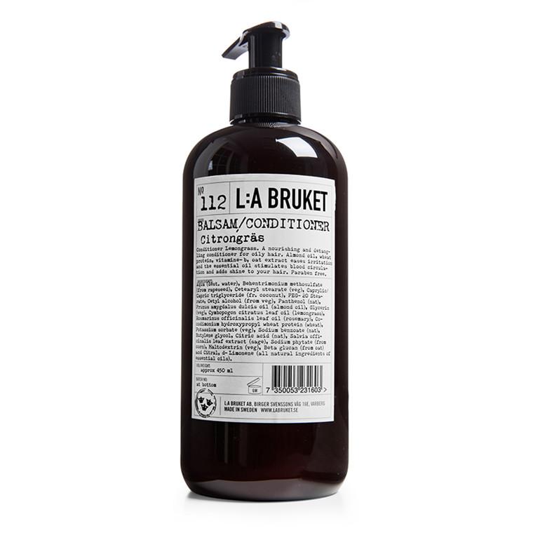 LA Bruket Balsam Citrongræs 450 ml