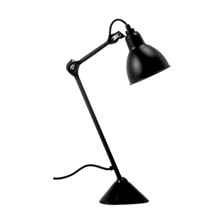 Lampe Gras No. 205 Bordlampe Sort