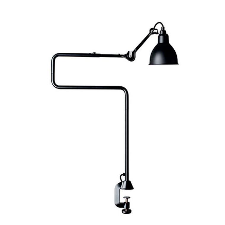 Lampe Gras Arkitektlampe Sort