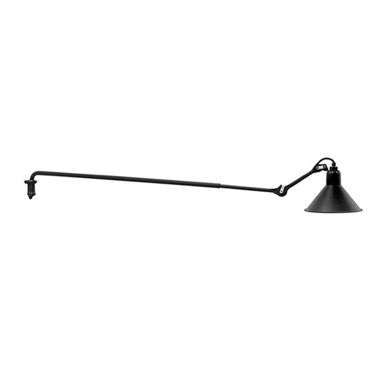 Lampe Gras No. 213 Væglampe Sort