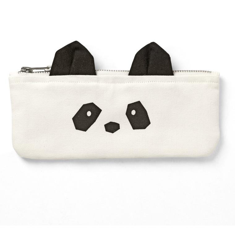 Liewood Penalhus Case Panda Creme de la Creme