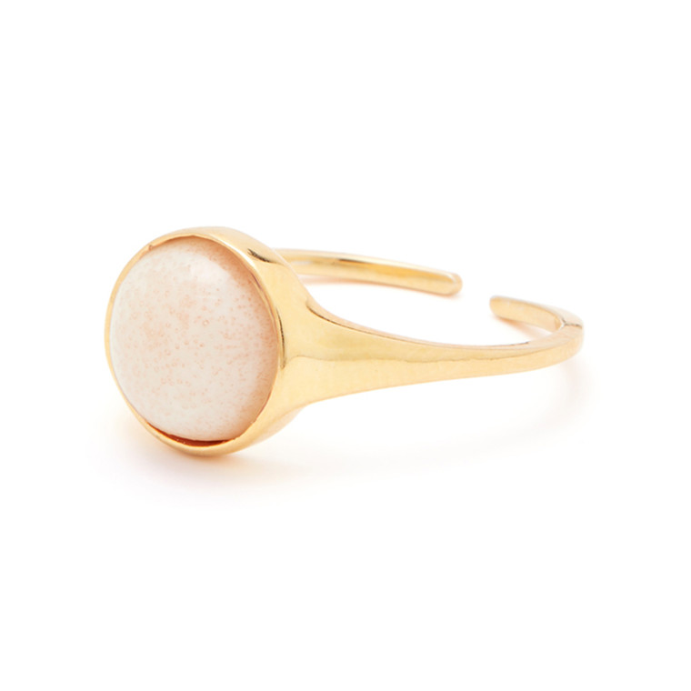 Louise Kragh Ring Fall Guld Cashmere