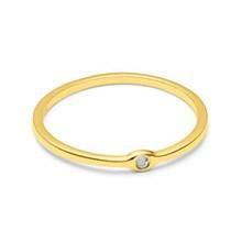 Louise Kragh Small Raw Diamond Ring Guld