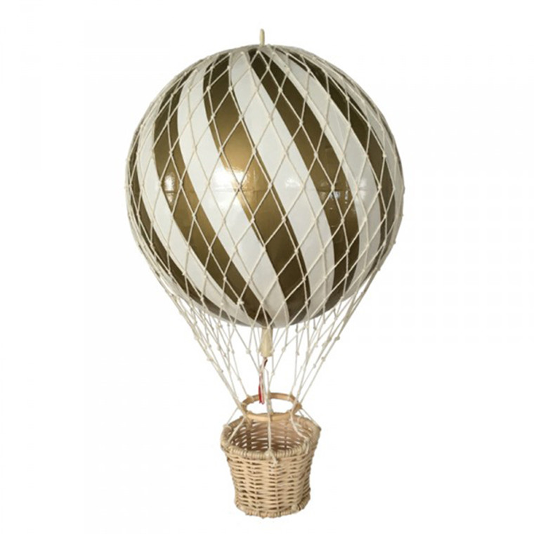 Filibabba Luftballon Gold, 20cm