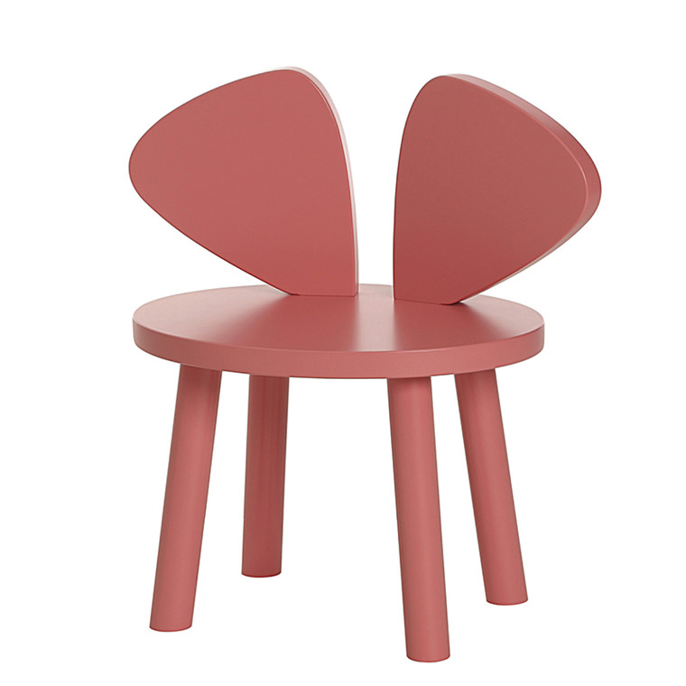 NoFred Mouse Chair Rosa