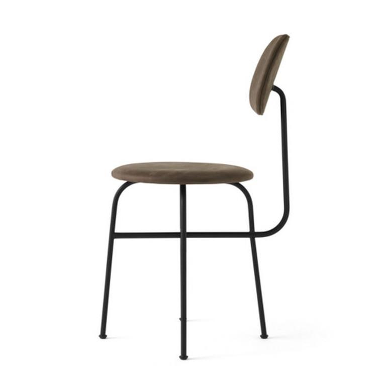 Menu Afteroom Dining Chair Spisebordsstol Plus Gråbrun