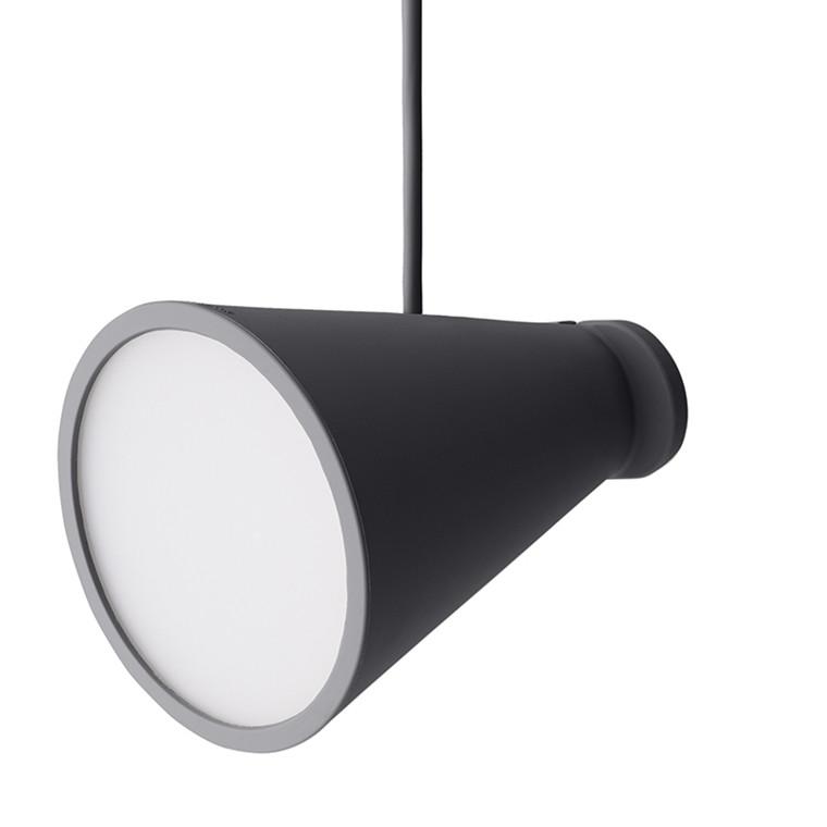 Menu Bollard Lampe Carbon