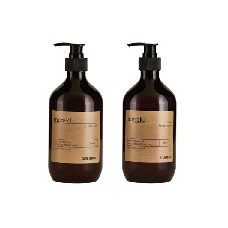 Meraki Shampoo/Balsam Sampak Cotton Haze