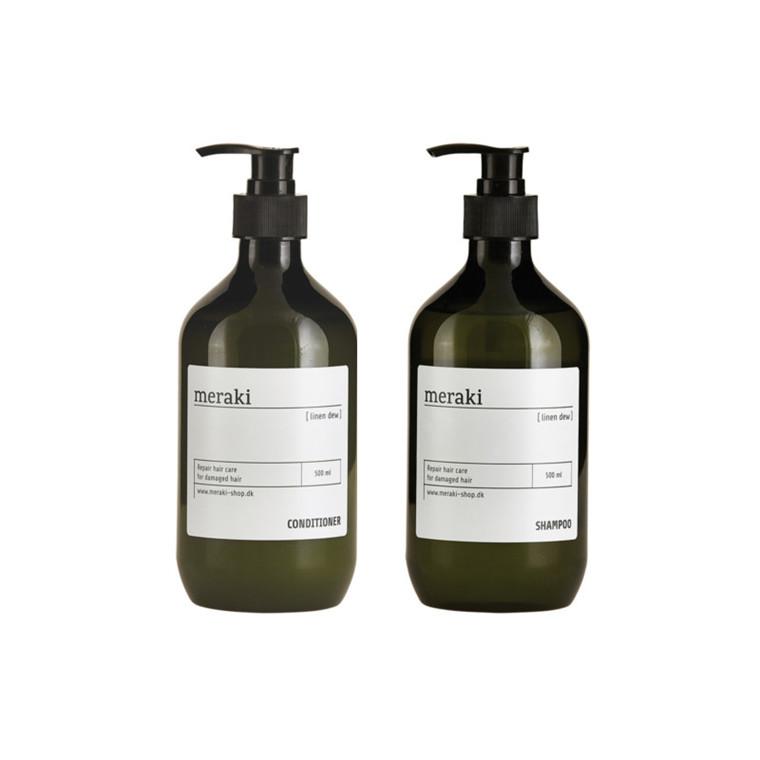 Meraki Shampoo/Balsam Sampak Linen Dew