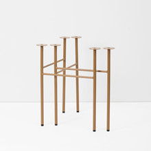 Ferm Living Mingle Trestles Okker 2 stk.