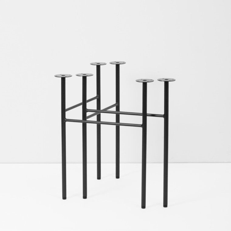 Ferm Living Mingle Trestles Sort 2 stk.