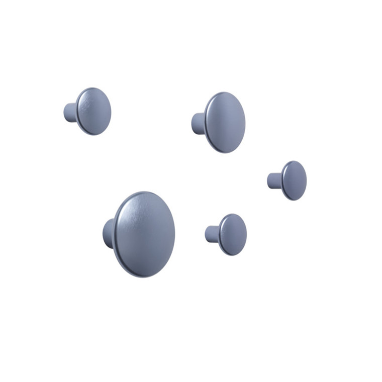 Muuto The Dots Metal Sæt Lyseblå