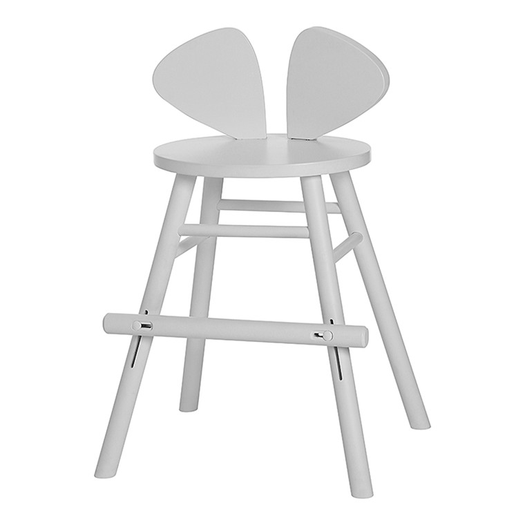 Nofred Mouse Junior Chair Hvid
