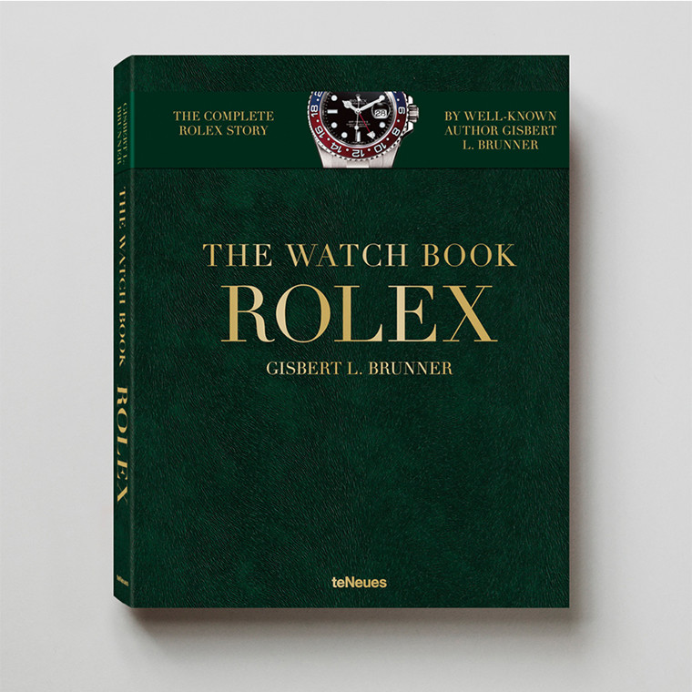 New Mags Rolex, The Watch Book