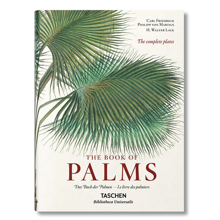 New Mags The Book of Palms XL