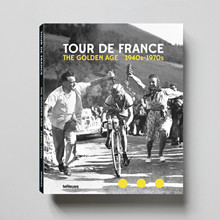 New Mags Tour de France - The Golden Age 1940s-1970s Bog