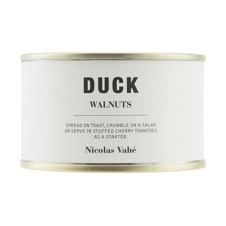 Nicolas Vahé And med Valnødder 130 gr