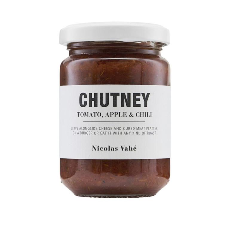 Nicolas Vahé Chutney Tomat, Æble & Chili 150 gr.