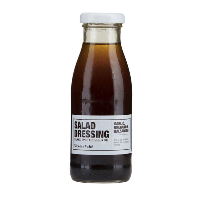 Nicolas Vahé Salat Dressing m. Hvidløg, oregano og Balsamico