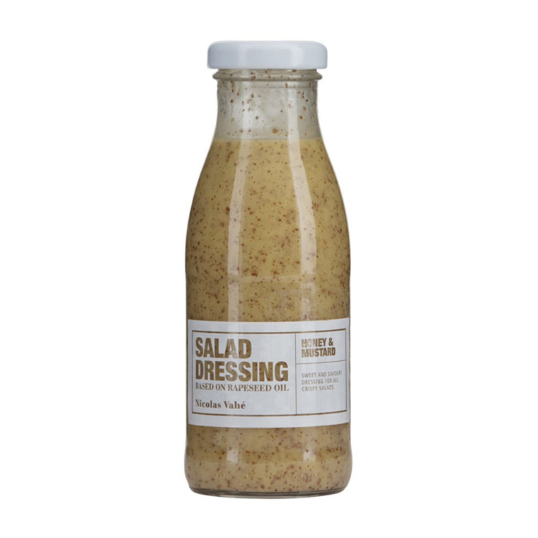 Nicolas Vahé Salat Dressing m. Honning og Sennep