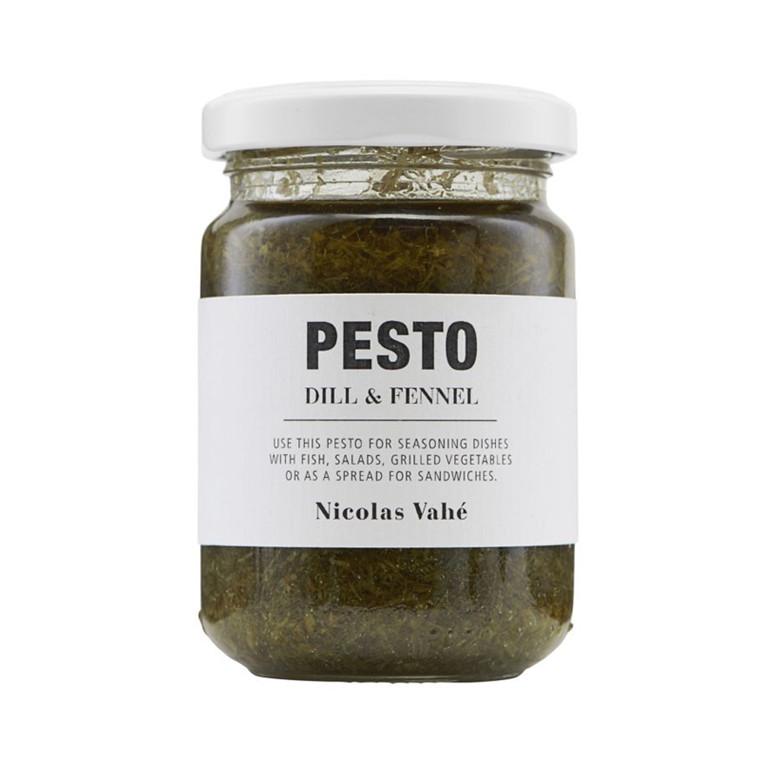 Nicolas Vahé Pesto Dild og Fennikel 135 gr.