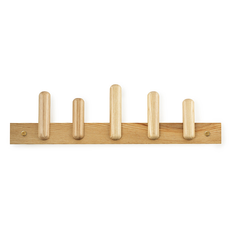 Normann Copenhagen Play Coat Rack Knagerække Eg