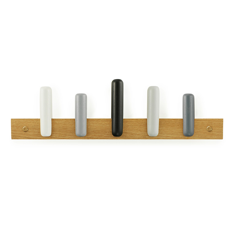 Normann Copenhagen Play Coat Rack Knagerække Shadow